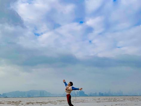 Natural Glamping   白泥部落   豪華露營  天空之鏡   香港最美日落   寵物旅遊