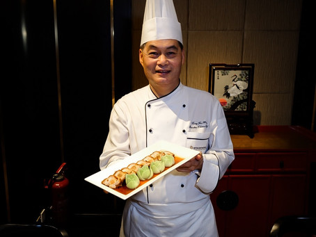 Intercontinental Grand Stanford Hoi King Heen | 海景嘉福洲際酒店中菜行政總廚梁輝雄師傅| 熊掌與家鄕肉