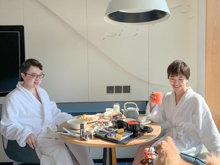 汪星人要外宿住宿計劃 | Paws on Vacation Package | HK Ocean Park Marriott Hotel