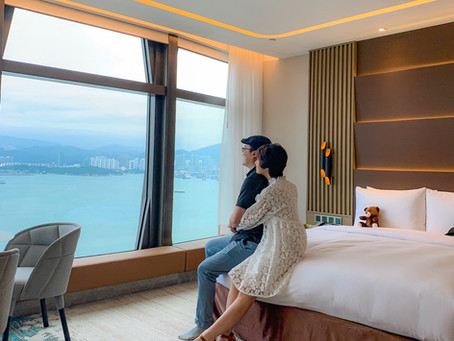 One Eight One Hotel | 與平靜的海在香港渡假 | 香港大學站新酒店 | 2020香港新酒店 |