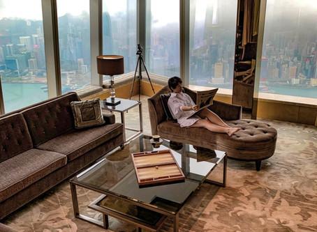 Ritz-Carlton Hong Kong Part 1 | Carlton suite | Ritz-Carlton Club | 香港麗思卡爾頓酒店 |卡爾頓套房 | 海拔484米的雲上套房