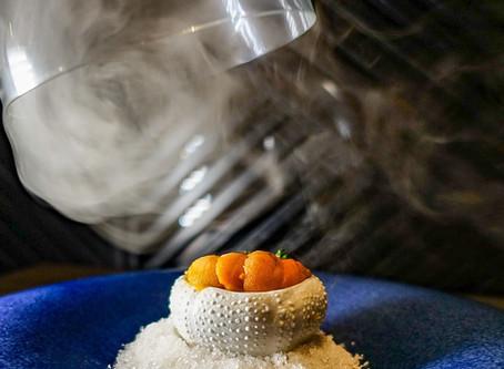 PANO十道菜亞洲法國菜晚餐| 西九文化區最靚景新餐廳 | PANO 10 Course tasting menu