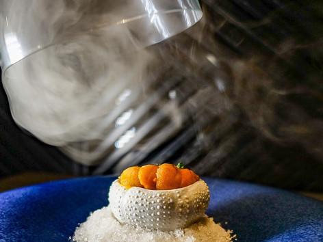 PANO十道菜亞洲法國菜晚餐  西九文化區最靚景新餐廳   PANO 10 Course tasting menu