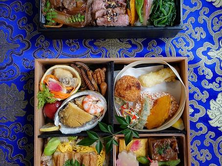 BENTO GO LUXE |Ryota Kappou Modern |食の宝石箱 |優惠價品嚐米芝蓮星級日式美食