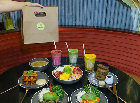 Avobar 牛油果主題餐廳推出優惠外賣自取套餐 | 三色400次健康特飲|倫敦人氣superfood餐廳進駐K11 MUSEA