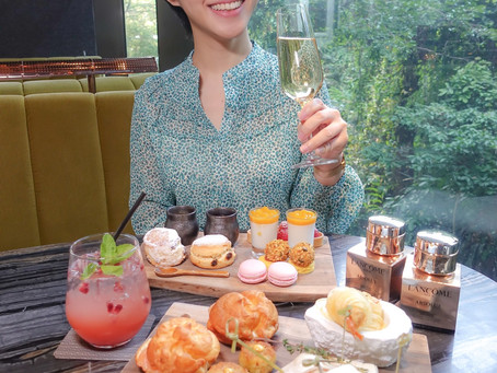 "AMMO ""Young Living""Afternoon Tea Set 
