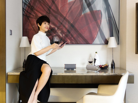 Marco Polo Gateway Hotel Review   Weekend Winecation   馬可孛羅港威酒店   週末醉人假期
