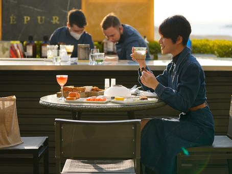 ÉPURE x TheOldMan | 海風斜陽下嘆星級酒餚及亞洲50最佳酒吧雞尾酒