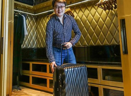 TUMI 19 Degree Polycarbonate 可擴充短途寄艙行李箱   2020 TUMI亞洲區行李箱   逆境下的工作伙伴2
