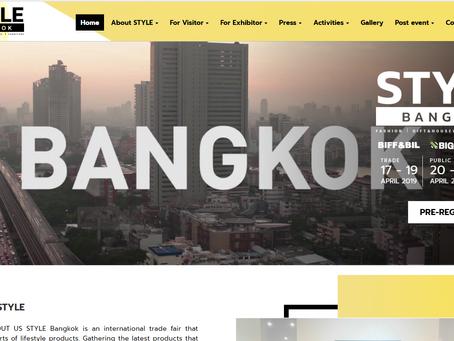直擊亞洲最大生活風格展!「STYLE BANGKOK 2019」環境永續、創新材料、在地原創等3大主題!