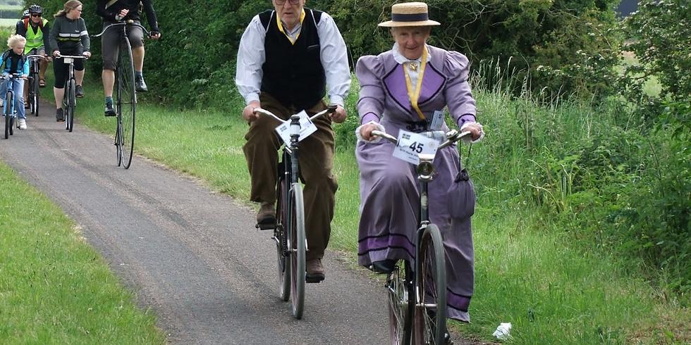 Nous recommandons le Rallye vélocipédique de Châtillon-en-Vendelais à Vitré par la voie verte