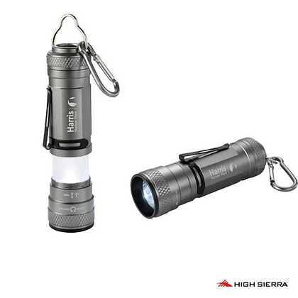 High Sierra Bright WATT CREE Zoomin Flashlight