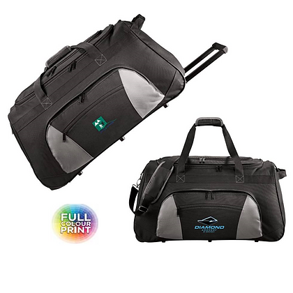"Excel 26"" Wheeled Travel Duffel"