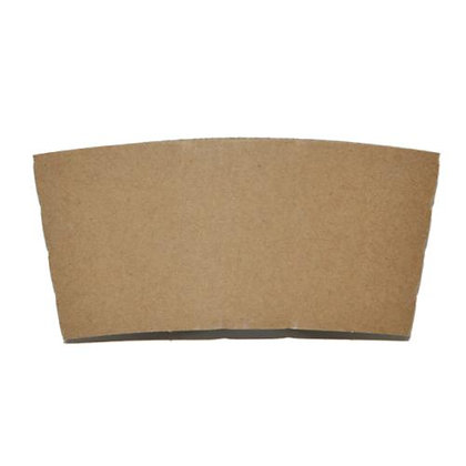 BIOPACK HOT CUP SLEEVE 8/10OZ (1000PCS)