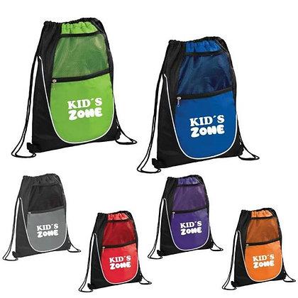 Locker Mesh Drawstring Bag