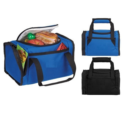 Duffle Bag 6 Can Lunch Cooler