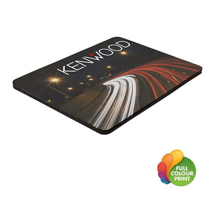 Full Colour Soft Mouse Pad