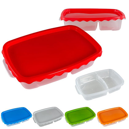 Curvy Rectangle Lunch Container