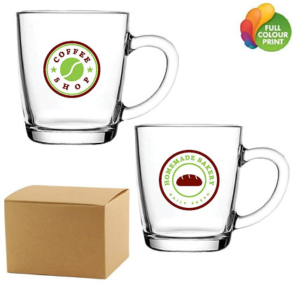 11.5oz Glass Mug