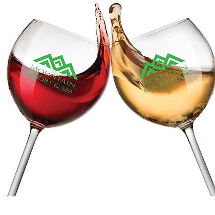 Wine Glass - 2pc Set