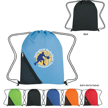 Sports Pack with Outside Mesh Pocket