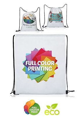 Sublimation Drawstring Bags