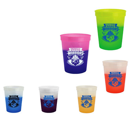 16oz Cool Colour Changing Cup