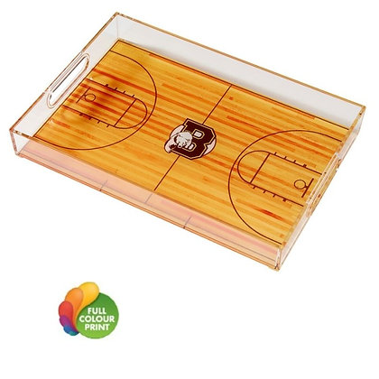 Sports Serving Tray