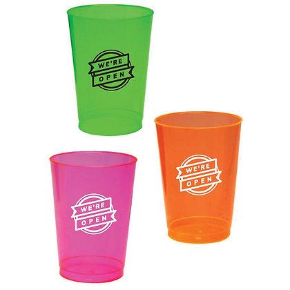 10oz Translucent Cup
