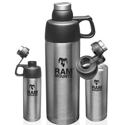 18oz Thermo Flask Insulated Water Bottles
