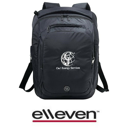 """Elleven Stealth TSA 17"""" Computer Backpack"""