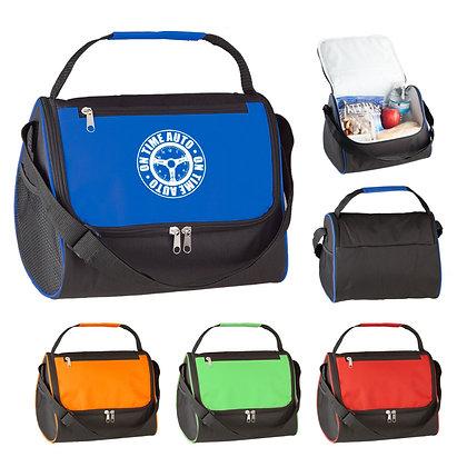 Triangle Kooler Lunch Bag
