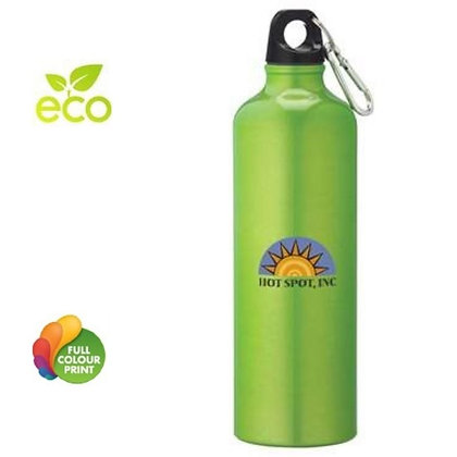 Pacific 26oz Aluminium Sports Bottle