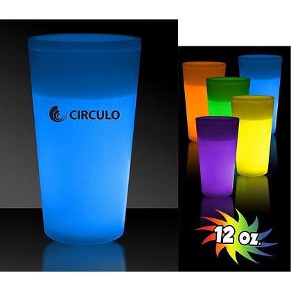 12oz Glow Cups