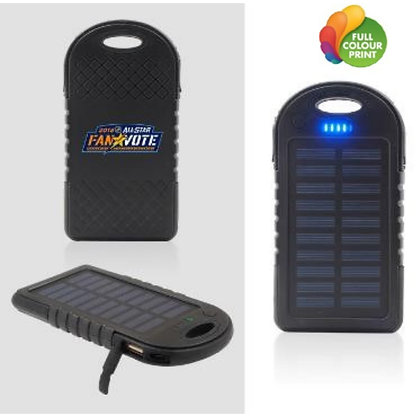 Rugged Solar Charger