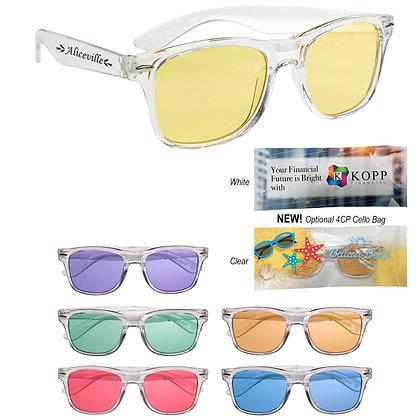 Crystalline Malibu Sunglasses