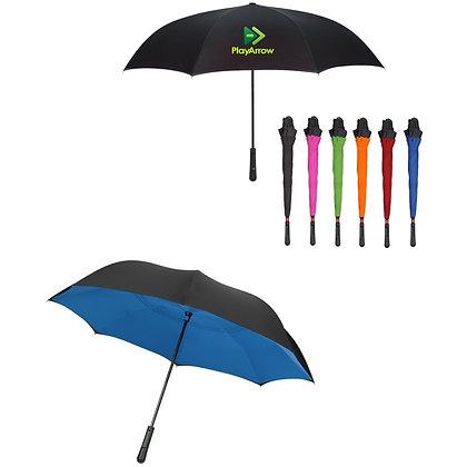 """48"""" Arc Two Tone Inversion Umbrella"""