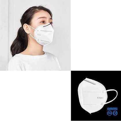 Standard Protection KN95 Face Mask