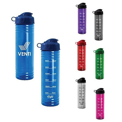 24oz Aqua Fit Water Bottle