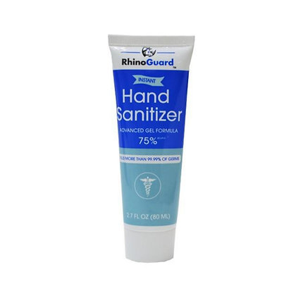 80ml Hand Sanitizer Tube