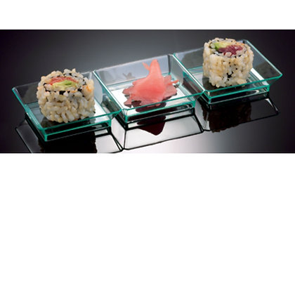 3-Compartment Tray