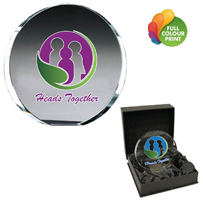 Large Crystal Disc Award