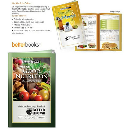 Mission Good Nutrition, The Healthy Way To Eat