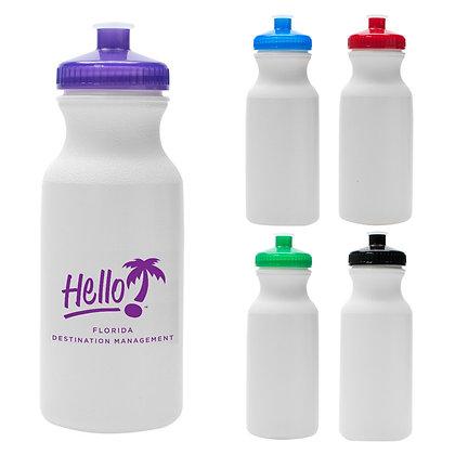 20oz Hydration Water Bottle