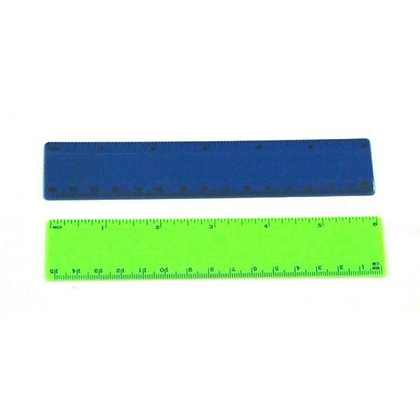 Measure Me Plastic Ruler