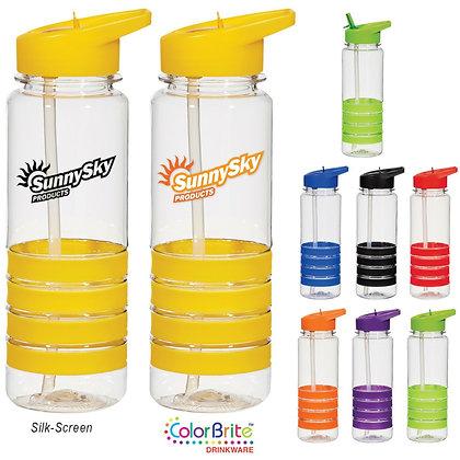24oz Tritan™ Banded Gripper Bottle