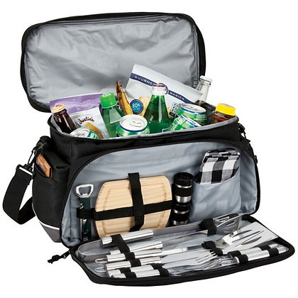 Penn Valley BBQ / Cooler Bag & Hangtag