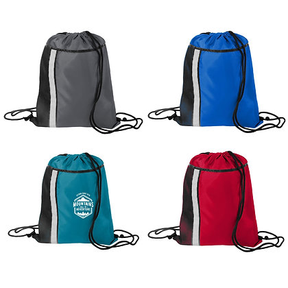 Dual Pocket Reflective Accent Sport Pack