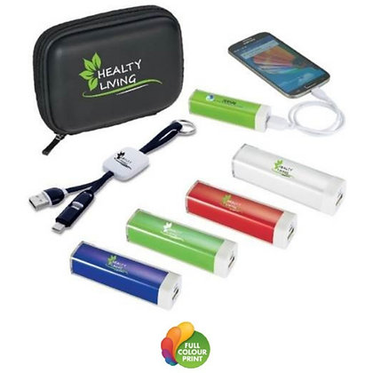 Power Charger Travel Kit