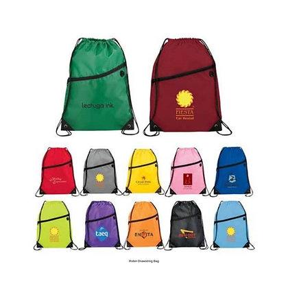 Robin Drawstring Bag